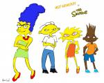Hey Arnold Simpsons